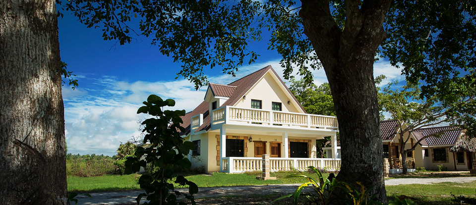 Riverside Cabins in Orange Walk, Belize