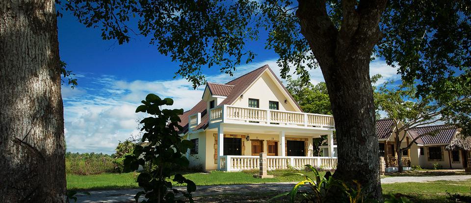 Riverside Cabins in Orange Walk, Belize