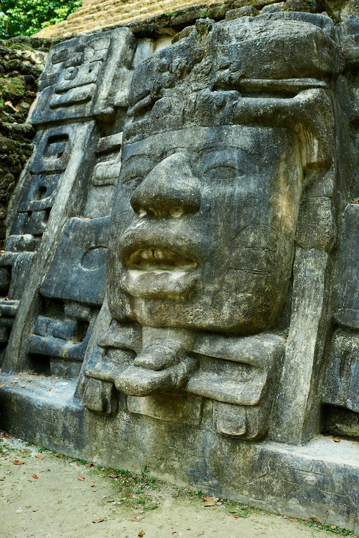lamanai mayan ruin tour belize 12